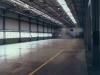 Výstavba výrobní haly