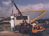 Zásobníková stanice technických plynů